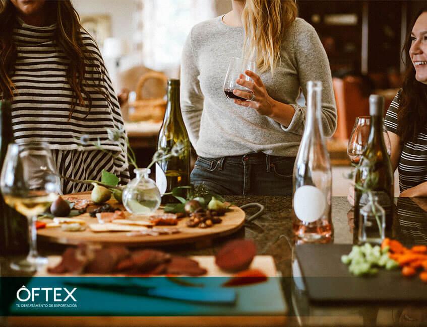 España a la cabeza en exportación mundial de vino Oftex Empresa Consultora de Exportación