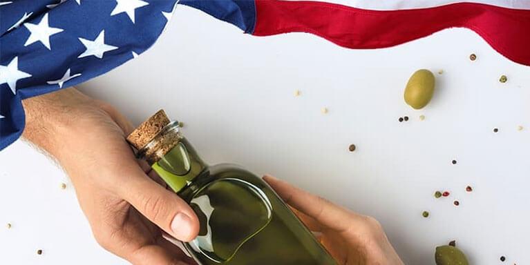 Exportar aceite de oliva español a Estados Unidos