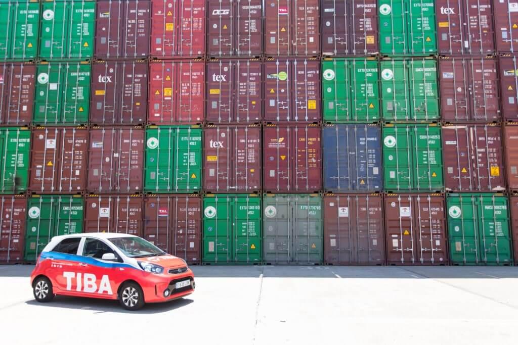 Transporte internacional de mercancías Oftex Empresa Consultora de Exportación